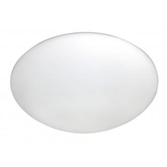 RABALUX 5832 | Cibyll Rabalux stenové, stropné svietidlo 1x E27 IP44 biela