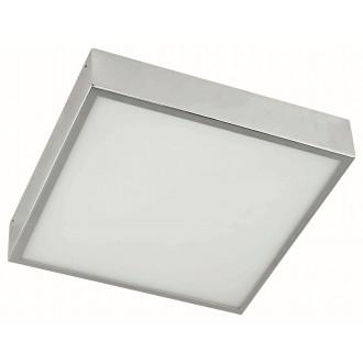 RABALUX 5845 | Legado Rabalux stenové, stropné svietidlo 4x E27 IP44 chróm, biela