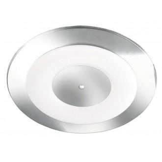 RABALUX 5847 | Tiana Rabalux stenové, stropné svietidlo 1x 2GX13 / T5 chróm, biela