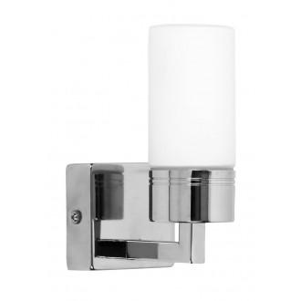 RABALUX 5851   Lexo Rabalux stenové svietidlo 1x G9 IP44 chróm