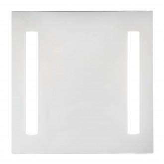 RABALUX 5871 | Miranda Rabalux stenové svietidlo prepínač 1x LED 536lm 4000K IP44 zrkalový