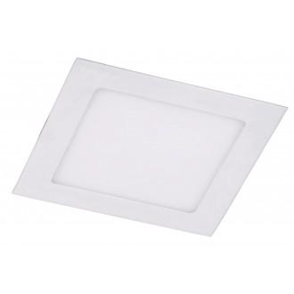 RABALUX 5878 | Miriam Rabalux zabudovateľné LED panel štvorec 170x170mm 1x LED 1235lm 4000K biela