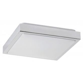 RABALUX 5887 | Cruz Rabalux stropné svietidlo 1x LED 900lm 3500K chróm, biela