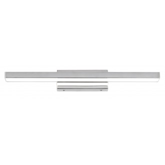 RABALUX 5897 | JohnR Rabalux osvetleni zrkadla svietidlo 1x LED 1080lm 4000K IP44 chróm, biela