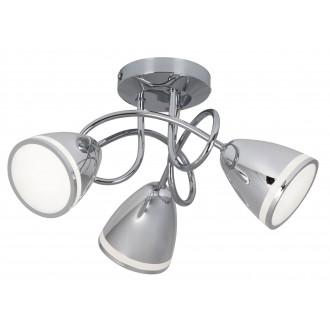 RABALUX 5934 | MartinR Rabalux spot svietidlo 3x LED 1080lm 4000K chróm, biela