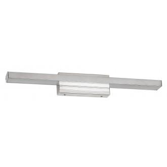 RABALUX 6129 | JohnR Rabalux osvetleni zrkadla svietidlo 1x LED 1300lm 4000K IP44 chróm, biela
