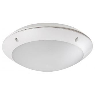 RABALUX 8554 | Lentil-LED Rabalux stenové, stropné svietidlo 1x LED 720lm 4000K IP54 biela