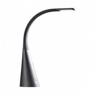 REDO 01-1039 | Alias Redo stolové svietidlo 52cm prepínač USB prijímač 1x LED 330lm 3000K čierna