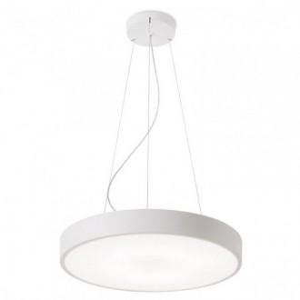 REDO 01-1129 | Zoom-RD Redo visiace svietidlo 1x LED 3336lm 3000K matný biely, matný opál