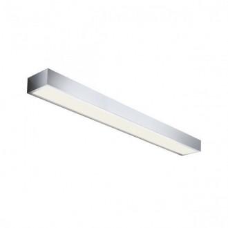 REDO 01-1131 | Horizon-RD Redo stenové svietidlo 1x LED 1100lm 3000K IP44 chróm, saténový