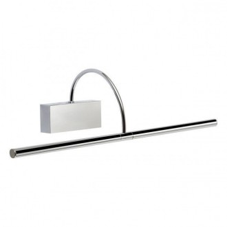 REDO 01-1137 | Kendo-RD Redo rameno stenové svietidlo otočné prvky 1x LED 1086lm 3000K IP21 chróm, saténový nike