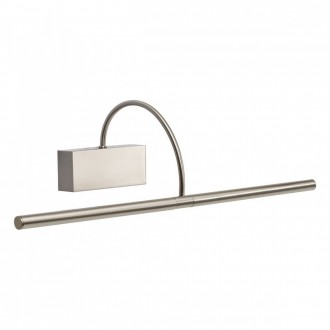 REDO 01-1138 | Kendo-RD Redo rameno stenové svietidlo otočné prvky 1x LED 1086lm 3000K IP21 chróm, saténový nike