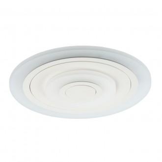 REGENBOGEN 661016001 | Plattling Regenbogen stropné svietidlo 1x LED 3000lm 3000K biela