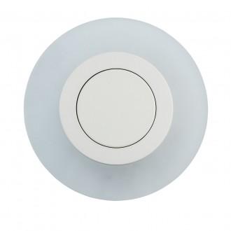 REGENBOGEN 661026201 | Plattling Regenbogen stenové svietidlo 1x LED 800lm 3000K biela