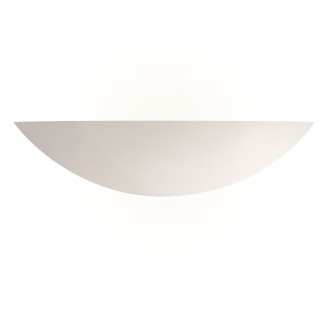 SEARCHLIGHT 102 | GypsumS Searchlight stenové svietidlo maľovateľná plocha 1x E27 biela