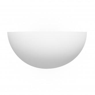 SEARCHLIGHT 106 | GypsumS Searchlight stenové svietidlo maľovateľná plocha 1x E27 biela