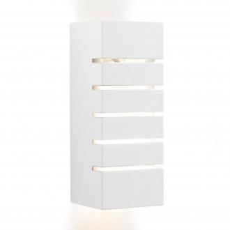 SEARCHLIGHT 4274 | GypsumS Searchlight stenové svietidlo maľovateľná plocha 1x E14 biela