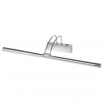 SEARCHLIGHT 8343CC   Picture-Lights Searchlight osvetleni zrkadla svietidlo prepínač sklápacie 1x G5 / T5 3000K chróm