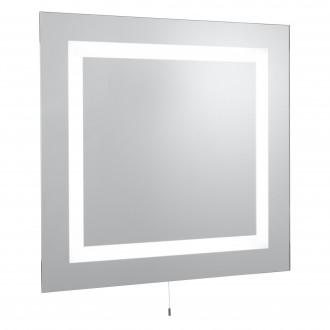 SEARCHLIGHT 8510 | MirrorS Searchlight stenové svietidlo prepínač na ťah 4x G5 / T5 1050lm 4000K IP44 zrkalový