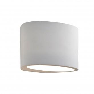 SEARCHLIGHT 8721 | GypsumS Searchlight stenové svietidlo maľovateľná plocha 1x G9 biela