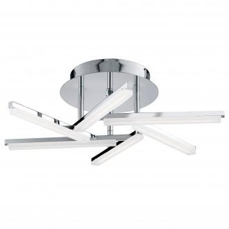 SEARCHLIGHT 9006-6CC | MoDErn Searchlight stropné svietidlo 1x LED 3000K chróm, biela