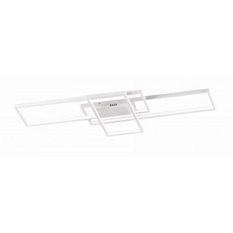 TRIO 672610331 | Tucson-TR Trio stropné svietidlo regulovateľná intenzita svetla 1x LED 3300lm 3000K matný biely
