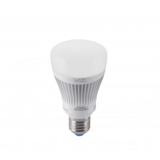 TRIO 987-88 | E27 11,5W Trio LED svetelný zdroj WiZ 806lm 2200 <-> 6500K regulovateľná intenzita svetla, meniace farbu diaľkový ovládač