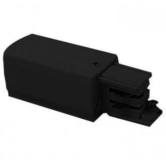 VIOKEF 02/0003 | Viokef-Track Viokef prvok systému - prípojka doplnok čierna