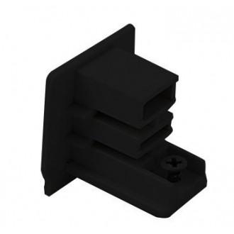 VIOKEF 02/0004 | Viokef-Track Viokef prvok systému - ukončovací prvok doplnok čierna
