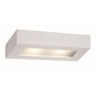 VIOKEF 4071700   Ceramic-VI Viokef stenové svietidlo malovatelné 2x E14 biela
