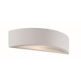 VIOKEF 4071900   Ceramic-VI Viokef stenové svietidlo malovatelné 1x E14 biela