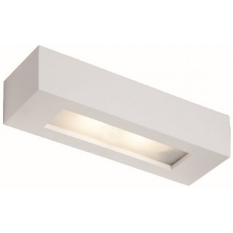 VIOKEF 4072000   Ceramic-VI Viokef stenové svietidlo malovatelné 1x E14 biela