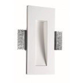 VIOKEF 4086600 | Aster-VI Viokef zabudovateľné svietidlo malovatelné 1x LED 75lm 3000K biela