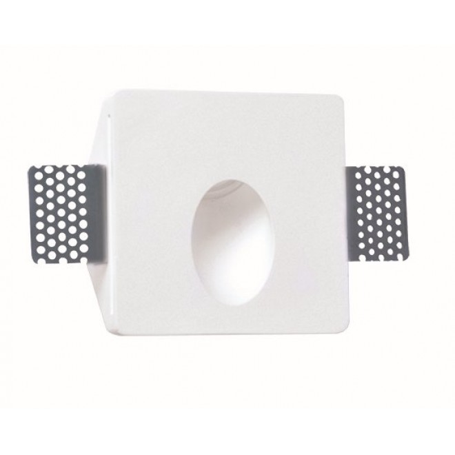 VIOKEF 4097200 | Aster-VI Viokef zabudovateľné svietidlo malovatelné 1x LED 75lm 3000K biela