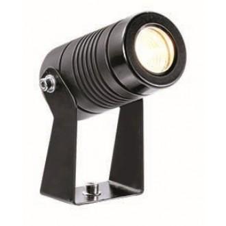 VIOKEF 4187500 | Atlas Viokef svetlomet, zapichovacie svietidlo otočné prvky 1x LED 270lm 3200K IP65 tmavošedá