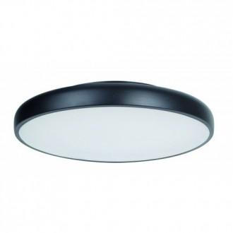 VIOKEF 4199800 | Placebo Viokef stropné svietidlo 1x LED 2500lm 3000K čierna