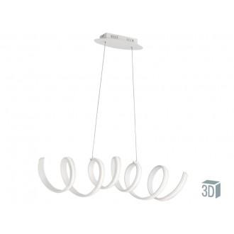 VIOKEF 4202600 | Cozi Viokef visiace svietidlo 1x LED 3060lm 3000K biela