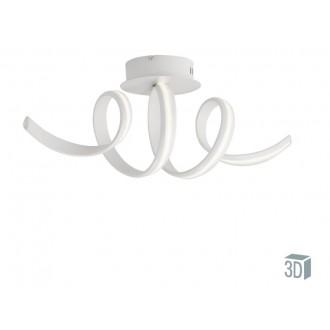 VIOKEF 4202700 | Cozi Viokef stropné svietidlo 1x LED 1200lm 3000K biela