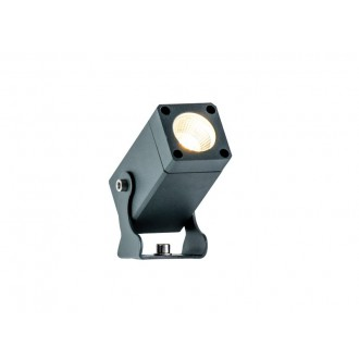 VIOKEF 4205300 | Aris-VI Viokef svetlomet, zapichovacie svietidlo otočné prvky 1x LED 330lm 3000K IP66 tmavošedá