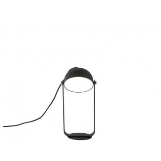 VIOKEF 4205701 | Hemi Viokef stolové svietidlo 24cm 1x LED 540lm 3000K čierna
