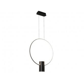 VIOKEF 4205901 | Sindy Viokef visiace svietidlo 1x LED 1980lm + 1x LED 540lm 3000K čierna