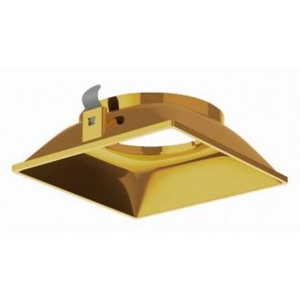 VIOKEF 4210200 | Flame-VI Viokef reflektory doplnok 1x GU10 zlatý