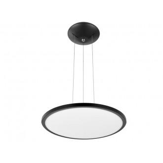 VIOKEF 4213800 | Aida-VI Viokef visiace svietidlo 1x LED 2200lm 3000K čierna, biela