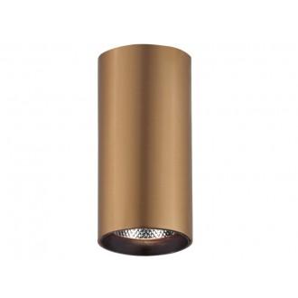 VIOKEF 4214402 | Nestor-VI Viokef stropné svietidlo 1x LED 2500lm 3000K zlatý