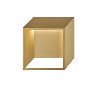 WOFI 4416.01.15.8000 | Quebec Wofi stenové svietidlo 1x LED 400lm 3000K zlatý
