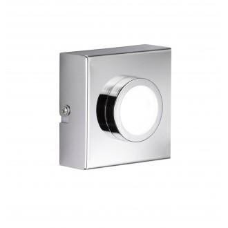 WOFI 487101010000 | Veneta Wofi stenové, stropné svietidlo 1x LED 360lm 3000K chróm