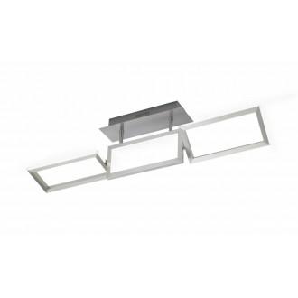 WOFI 9159.01.63.8000 | Skip Wofi stropné svietidlo otočné prvky 1x LED 2000lm 3000K leštený hliník