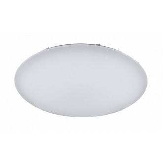 WOFI 9198.01.06.7000 | Lord-WO Wofi stropné svietidlo diaľkový ovládač regulovateľná intenzita svetla, nastaviteľná farebná teplota 1x LED 9300lm 3000 <-> 6800K biela, kryštálový efekt