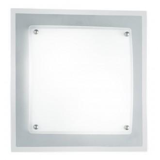 WOFI 9419.02.64.0280 | Kanpur Wofi stenové, stropné svietidlo navrhované na úsporné žiarovky 2x E14 matný nikel