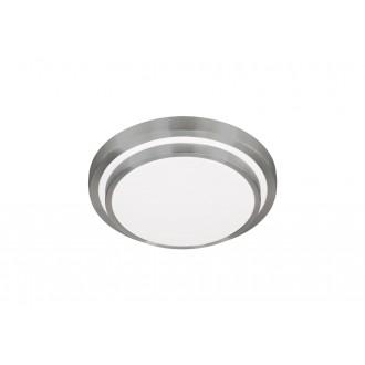 WOFI 967001630330 | OsloW Wofi stropné svietidlo 1x LED 1100lm 3000K leštený hliník, biela